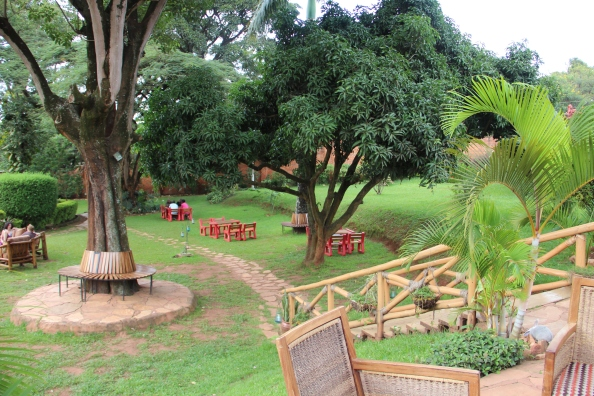 The Lawns in Kololo Hills, Kampala